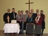 Pożegnanie pastora zboru ks. Dariusza Zubera
